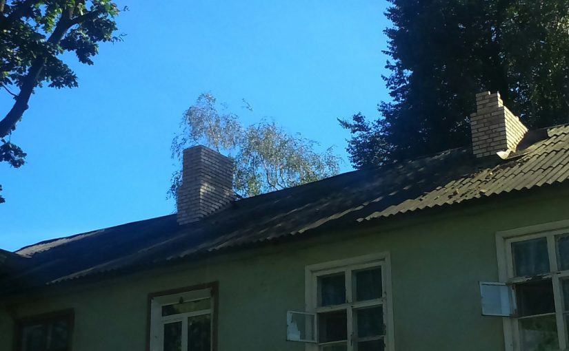 ОАО «Жилищник» проводит текущие ремонты вентиляционных шахт в многоквартирных домах