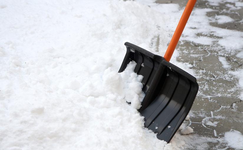 ОАО «Жилищник» устраняет последствия снегопадов